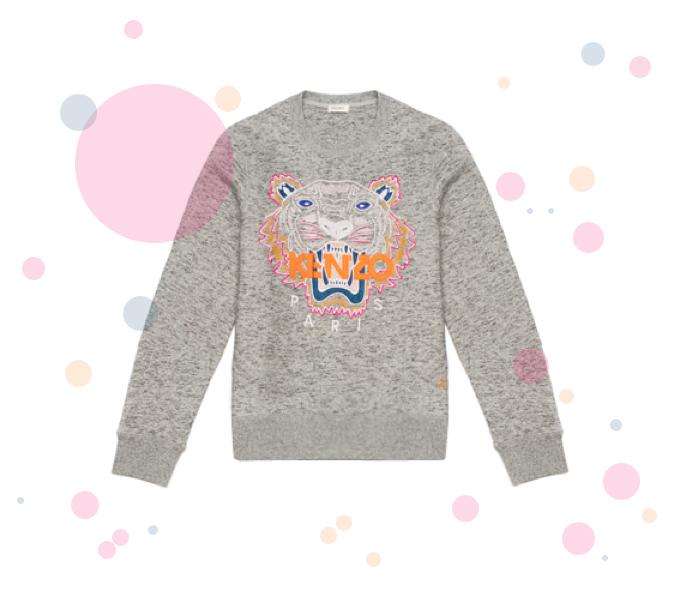 7c0abbc36ee Denne smukke Kenzo sweatshirt blev flashet meget under den Københavnske  modeuge og det kan jeg virkelig godt forstå – den er i mine øjne perfekt.